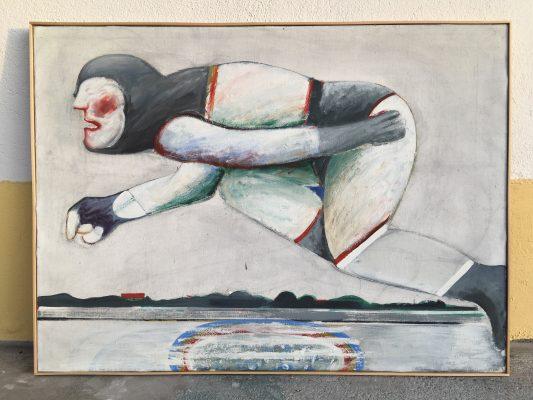 Eiskunstläufer - 1968