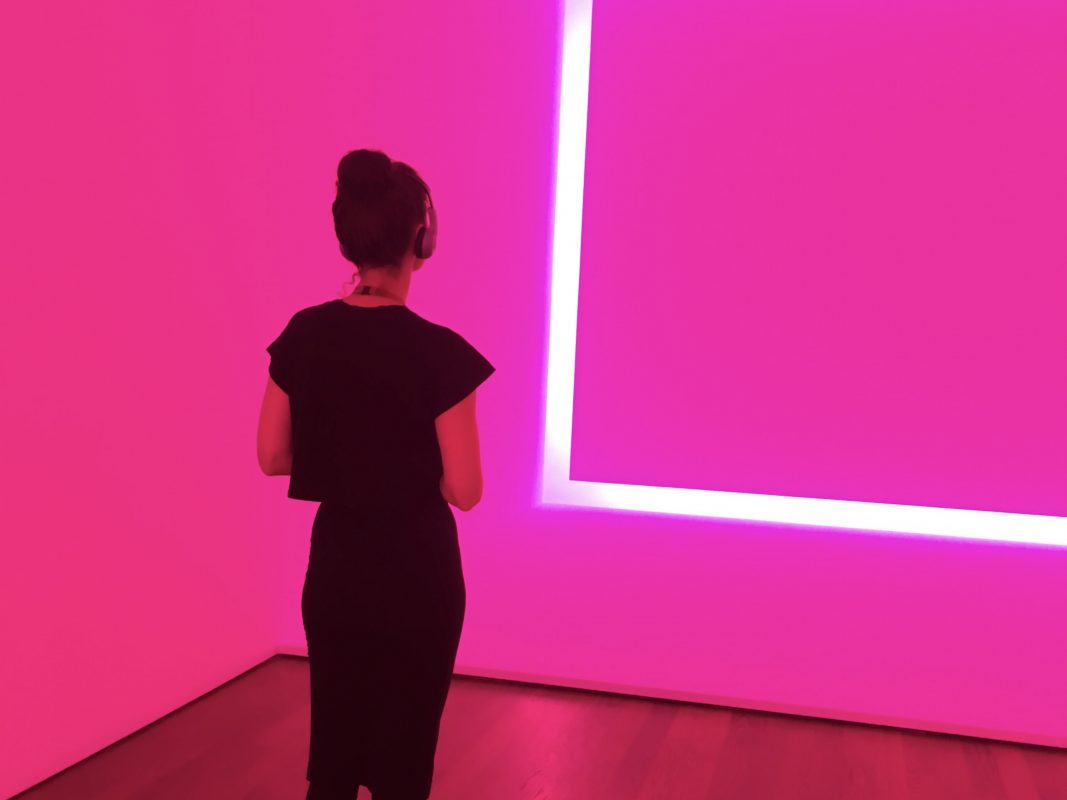 JAMES TURRELL - Substance of Light