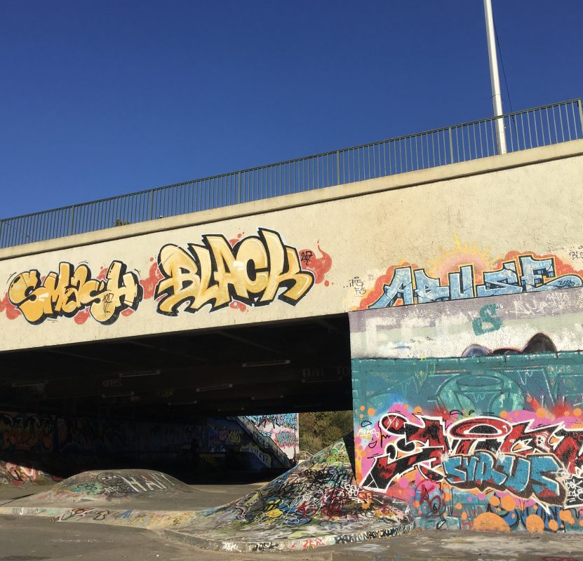 Skatepark | Ernst-Walz-Brücke