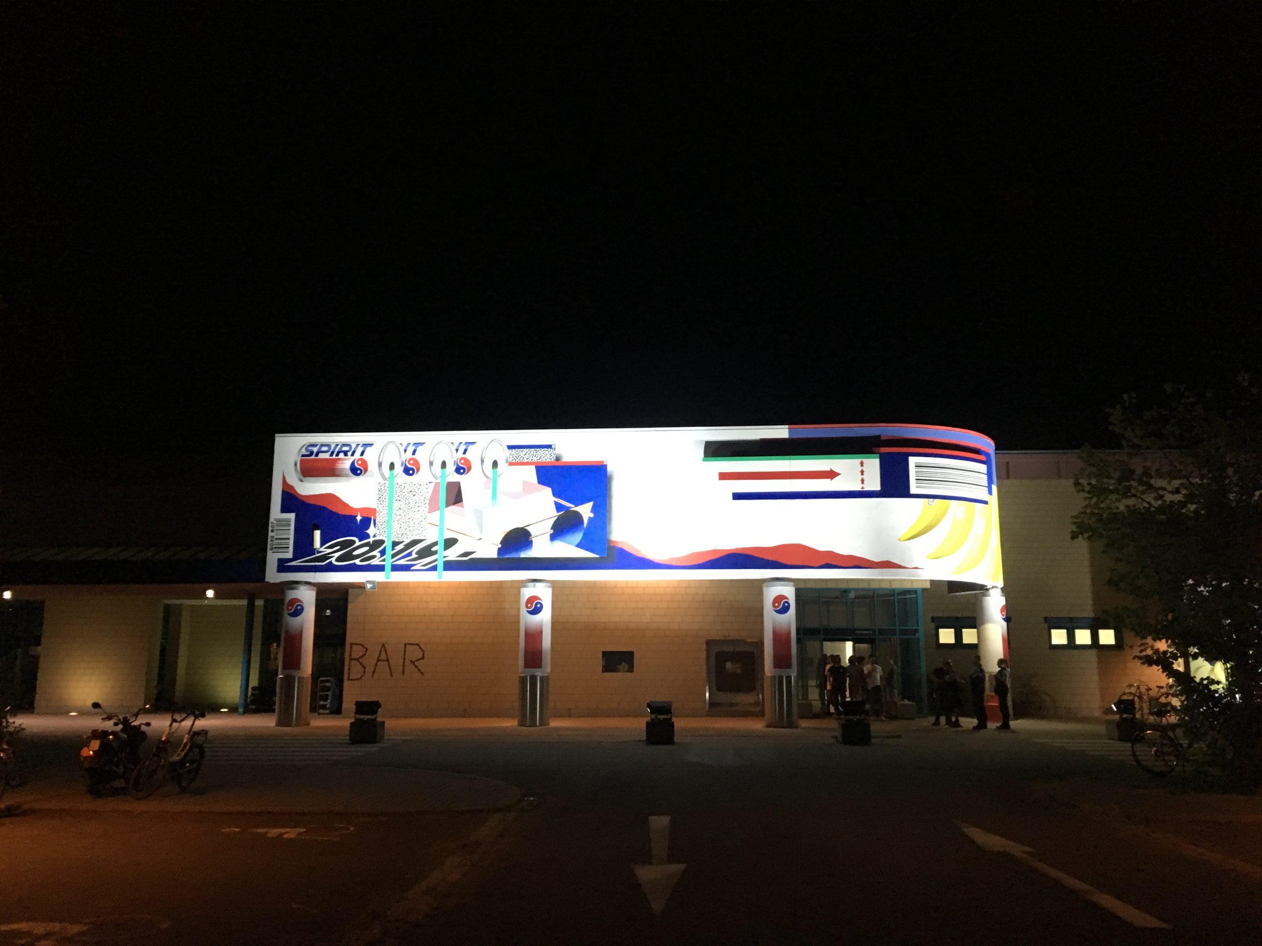 PX-Factory | METROPOLINK bei Nacht