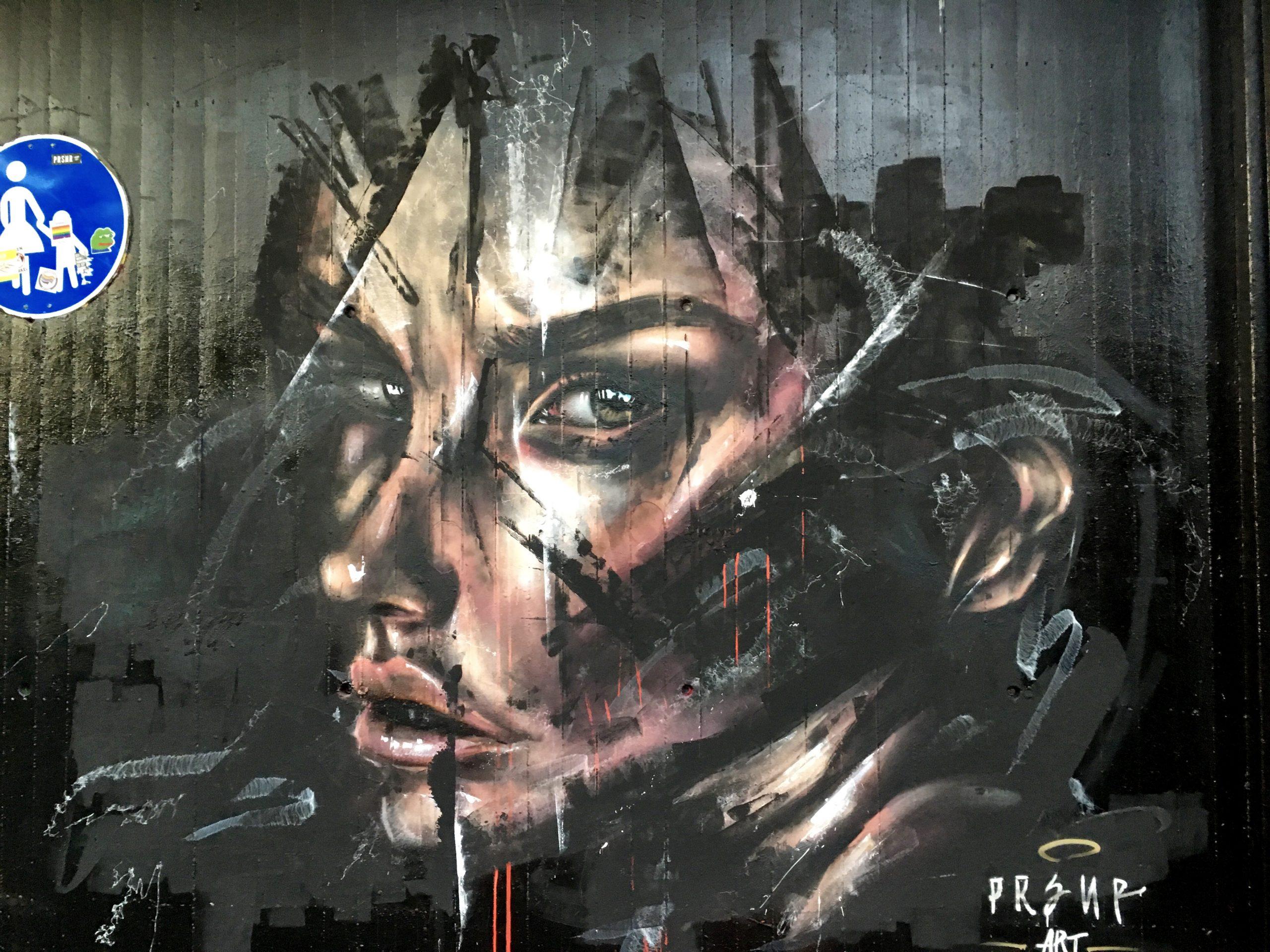 PRSNR | GRAFFITIPARK AM SCHLOSS MANNHEIM (leider übermalt)