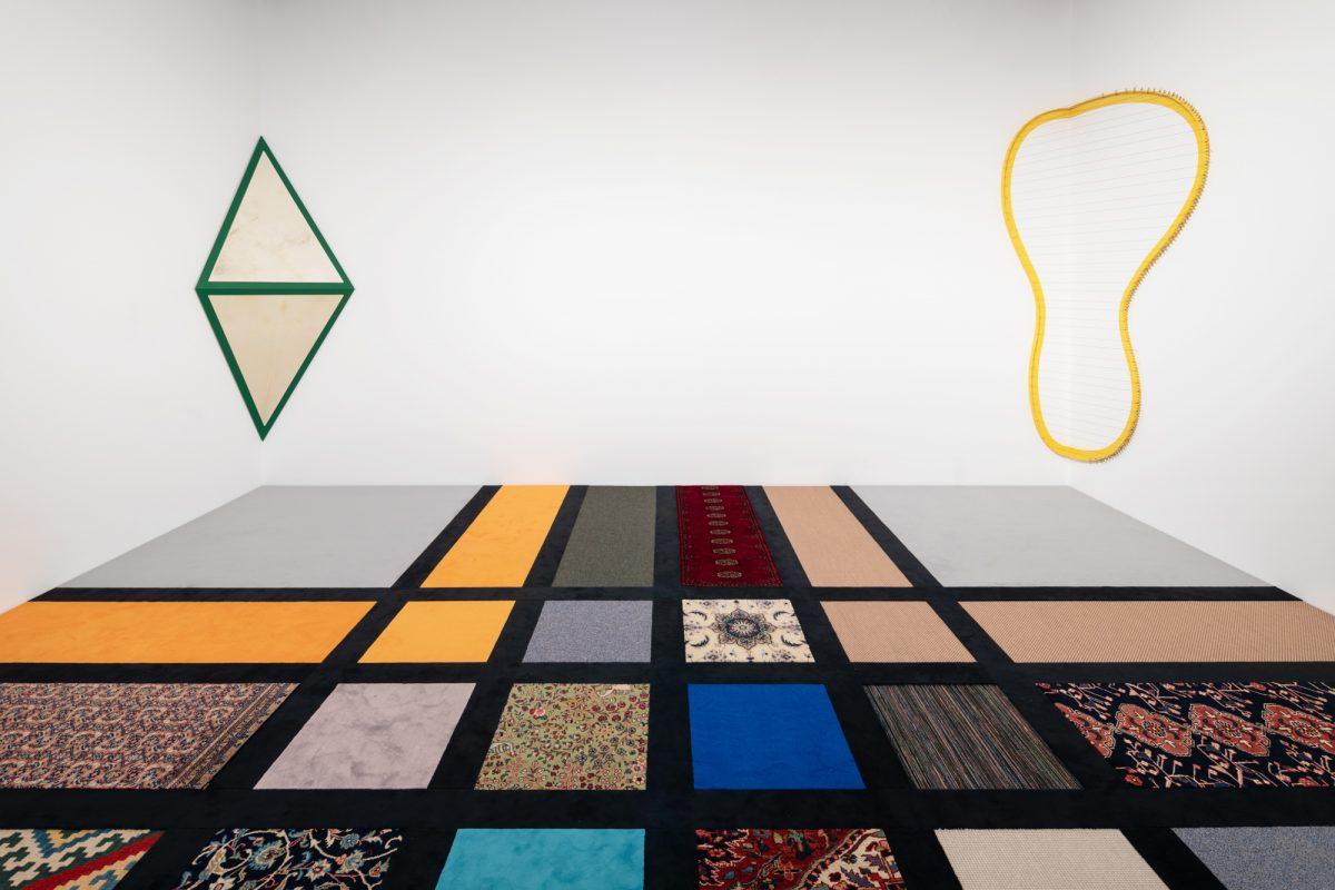 UMBRUCH Nevin Aladag_Foto: Kunsthalle Mannheim / Rainer Diehl