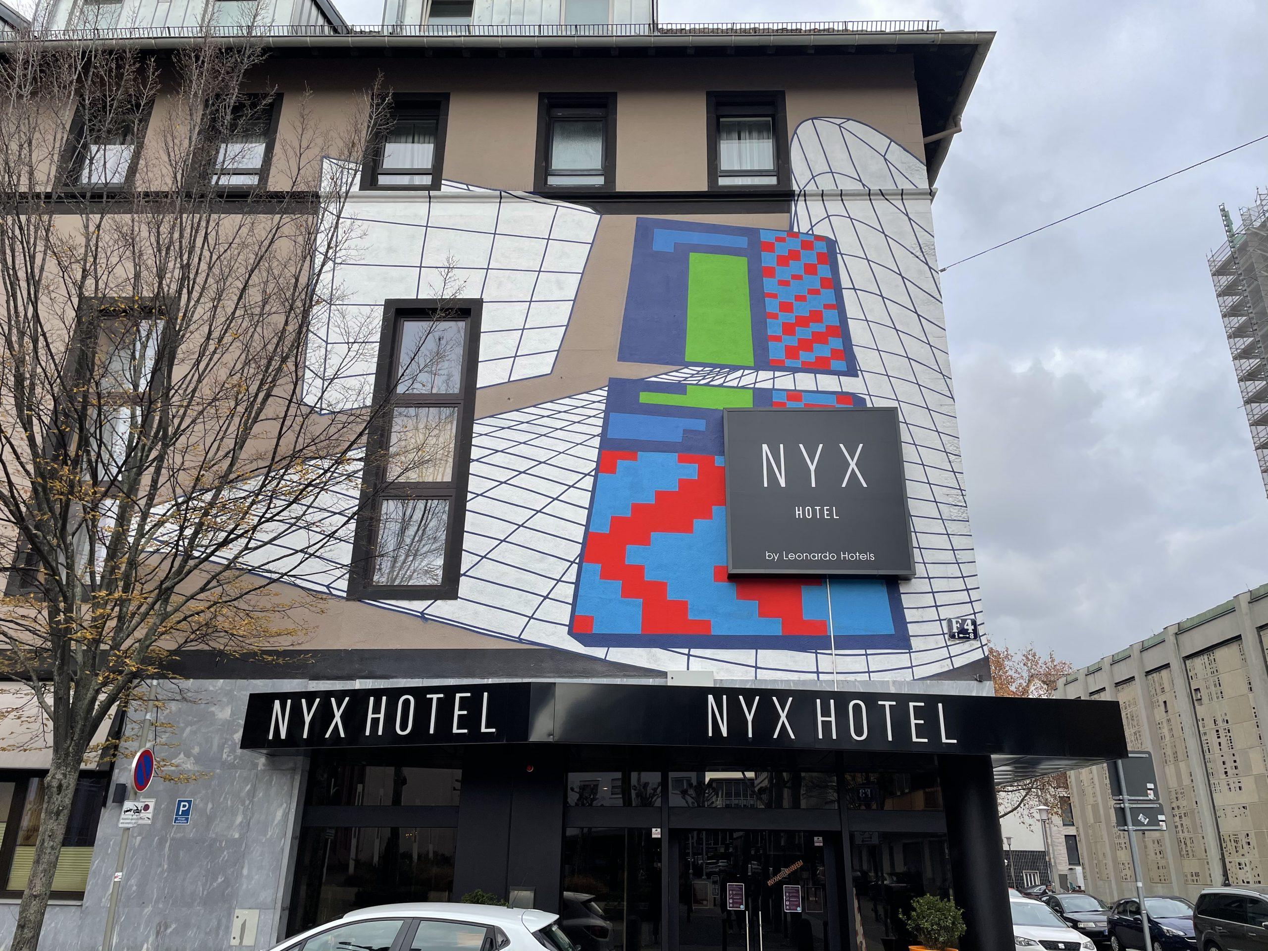 DEMSKY_NYX Hotel Mannheim
