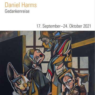 Daniel Harms | Gedankenreise | Stadtmuseum Bensheim