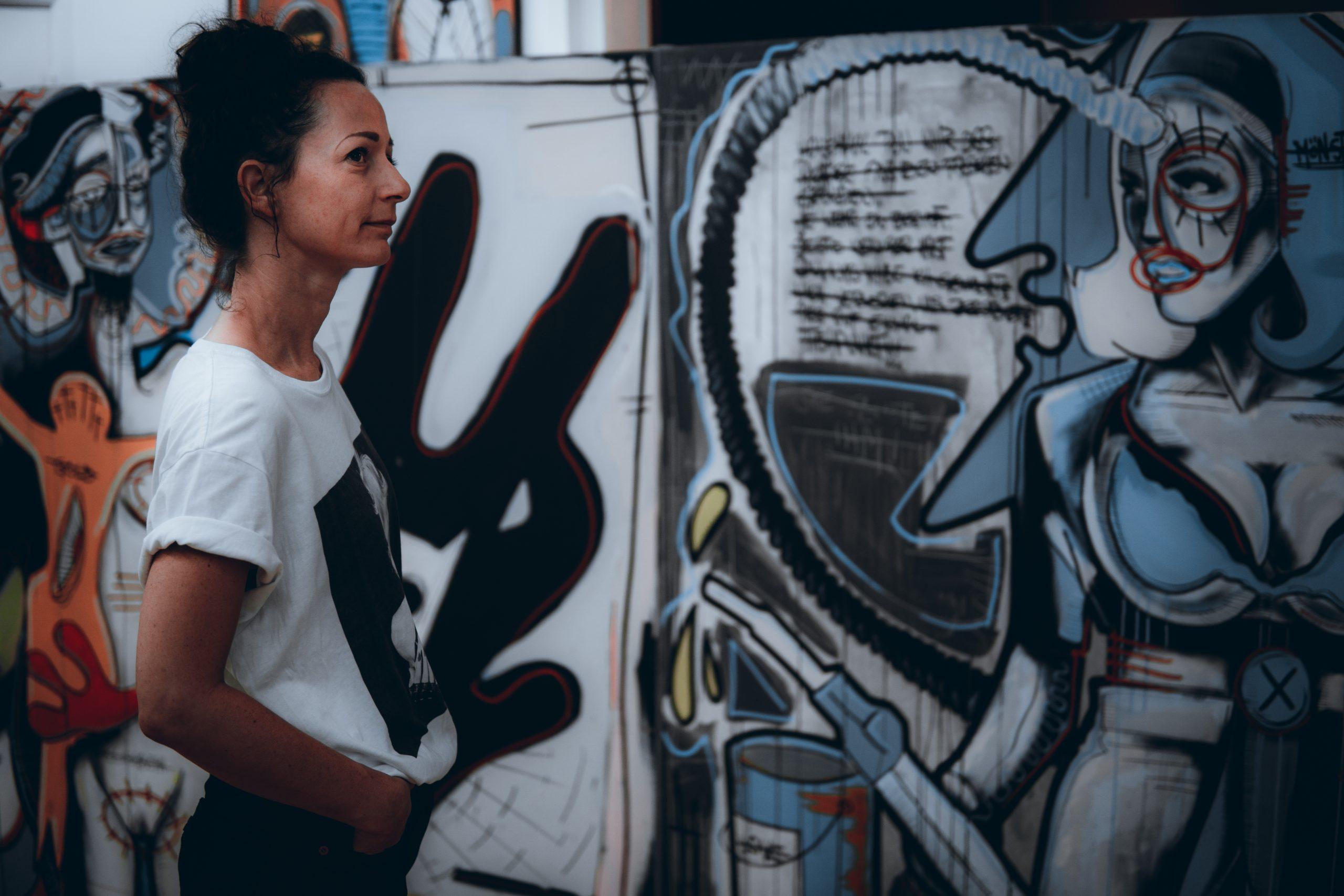 DANIEL HARMS | SANDRALOOKS | DAS MÖNSTER (2016)