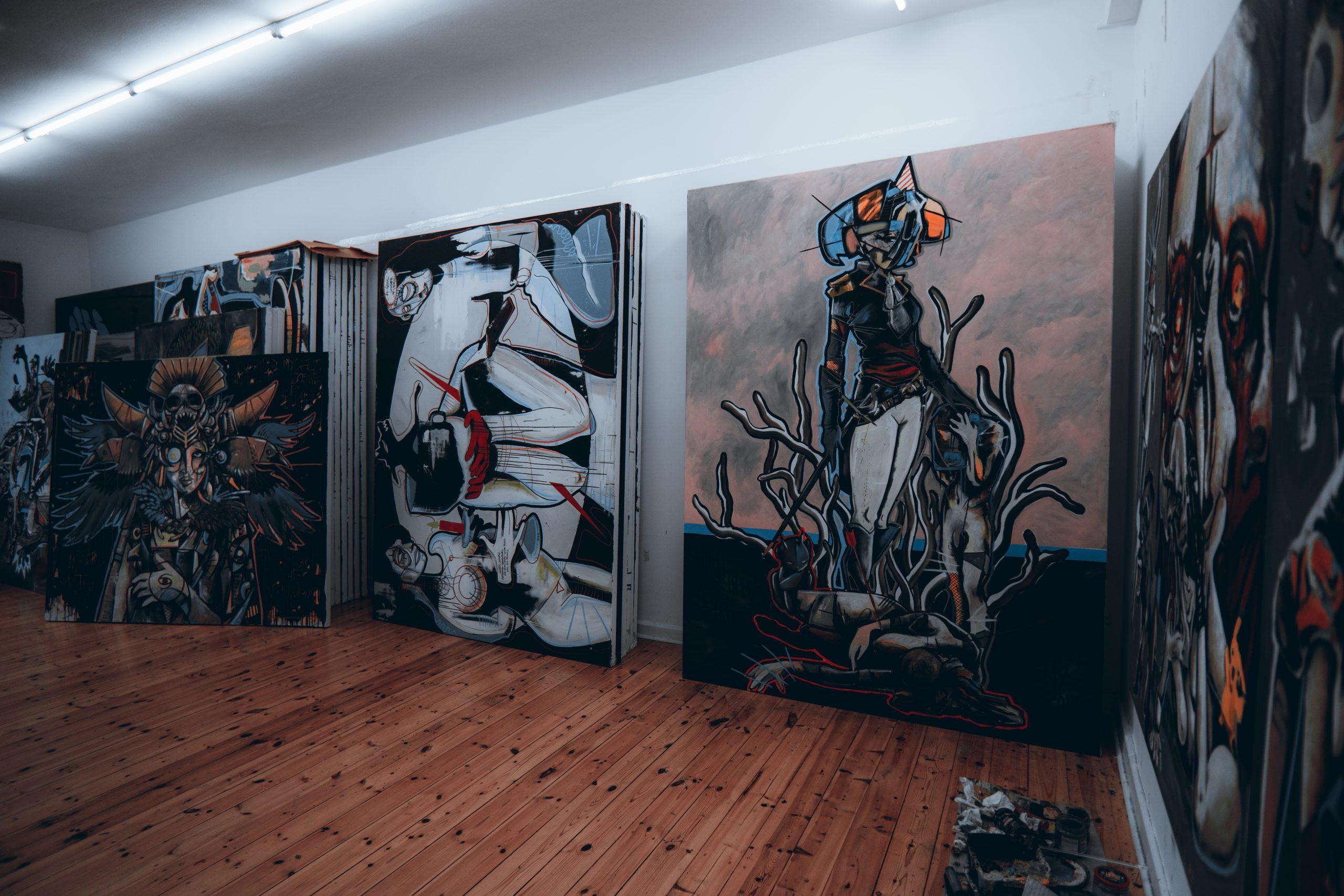 DANIEL HARMS | BRESHIT (2021) UNDER FIRE (2015) MY HEART (2019)