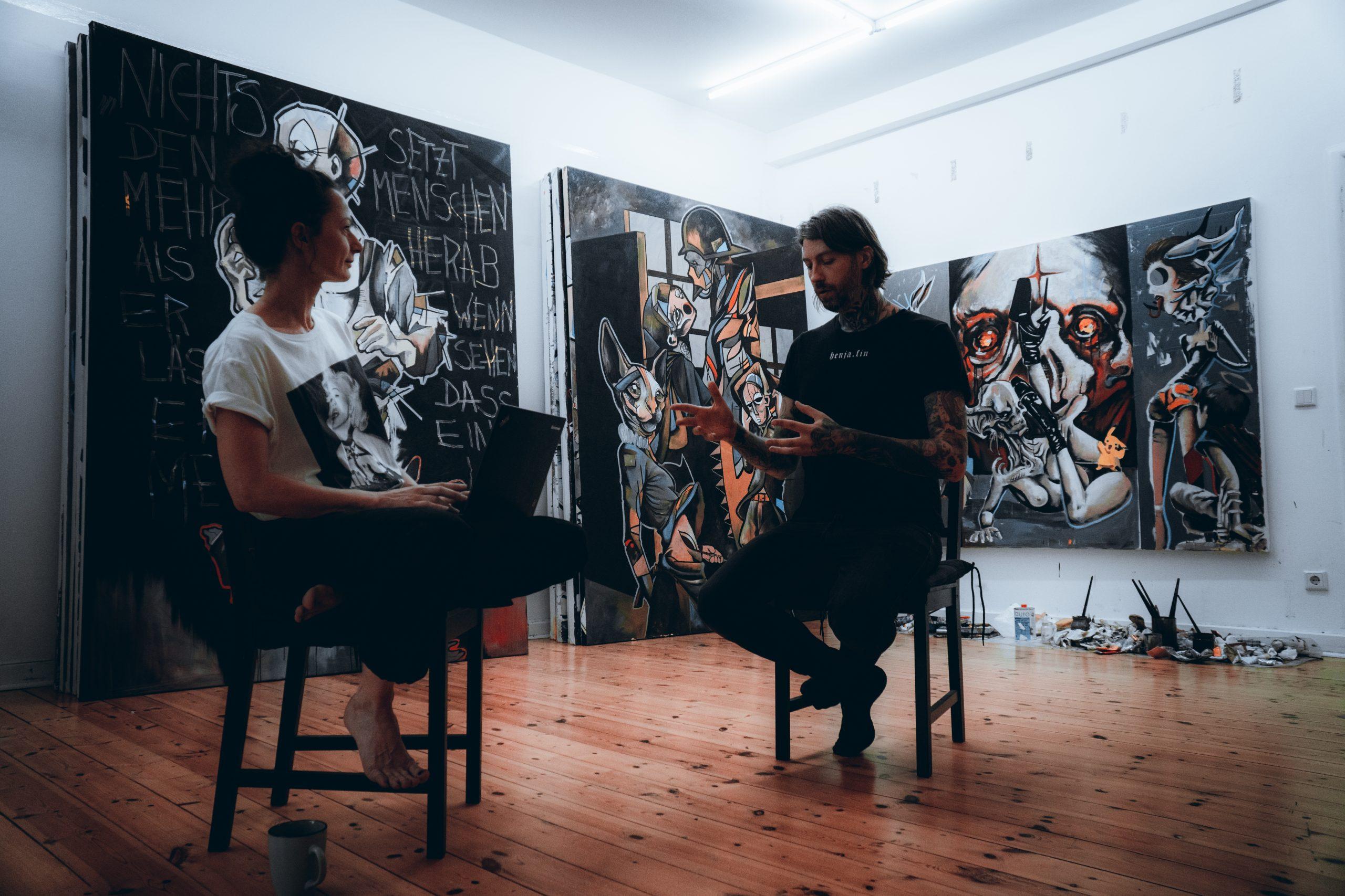 DANIEL HARMS | RED BRFORE BLACK (2019)