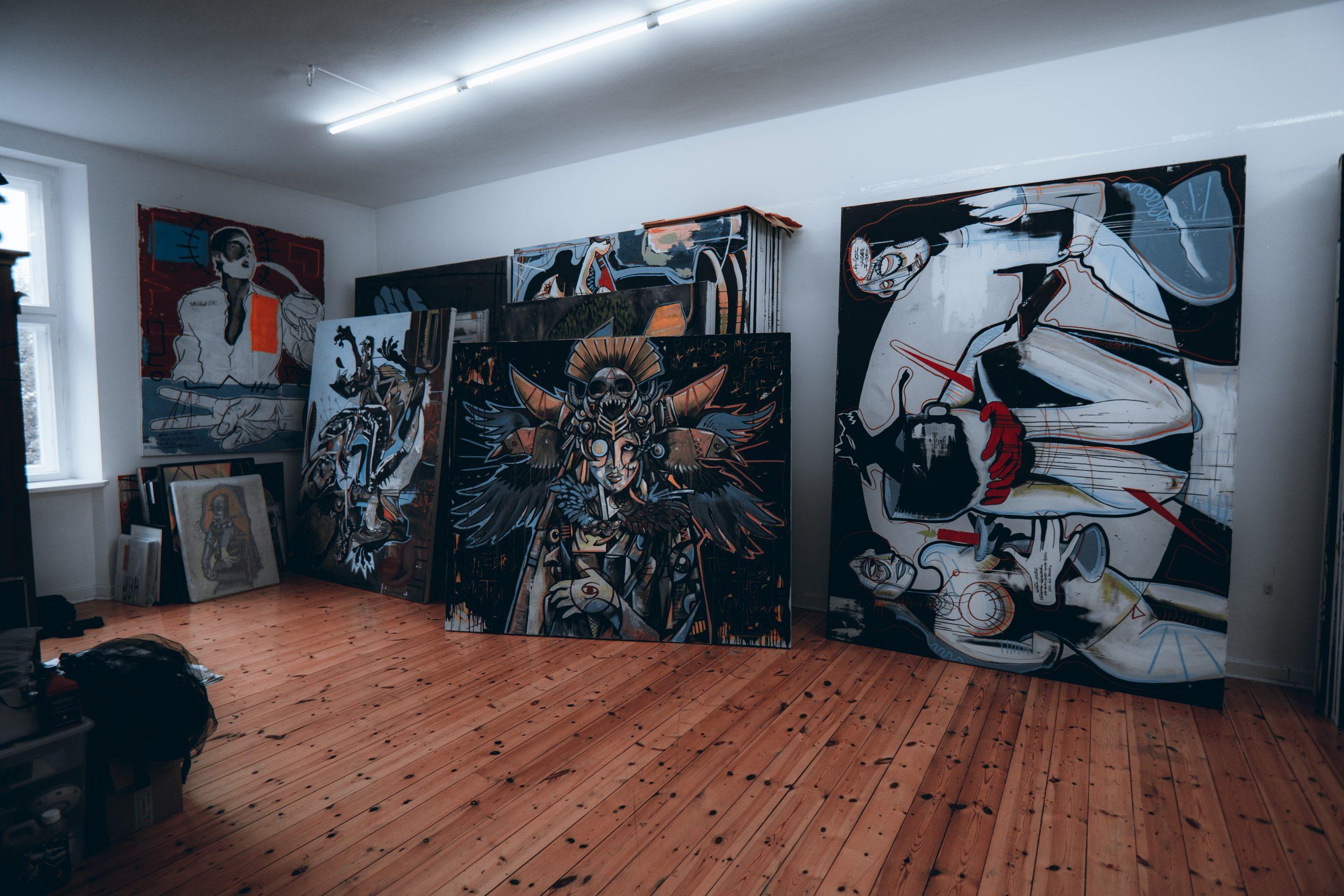 DANIEL HARMS | MIA LINGVO (2021) BRESHIT (2021) UNDER FIRE (2015)